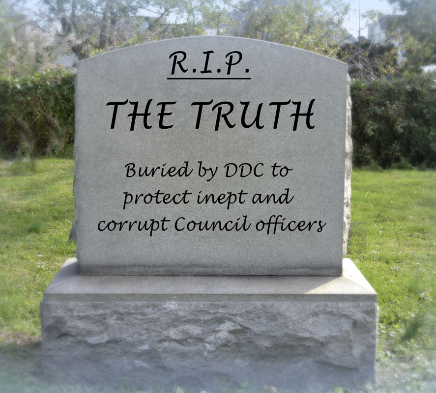 RIP The Truth web