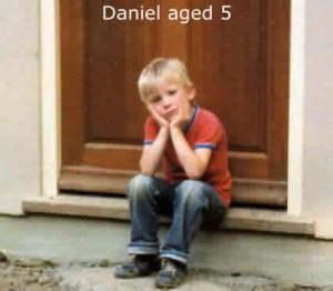 Daniel aged 5